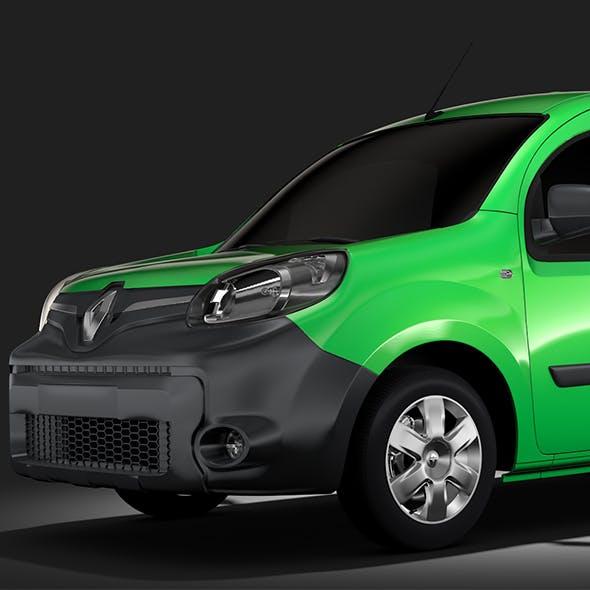 Renault Kangoo Van L2 2017 - 3DOcean Item for Sale