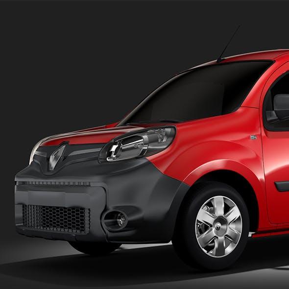Renault Kangoo Maxi Van 2017 L3 2017 - 3DOcean Item for Sale