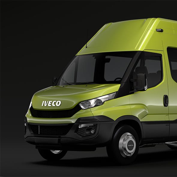 Iveco Daily Tourus L5H3 20014-2016 - 3DOcean Item for Sale