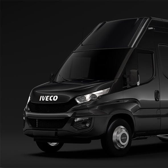 Iveco Daily Van 2014-2016 L5H3