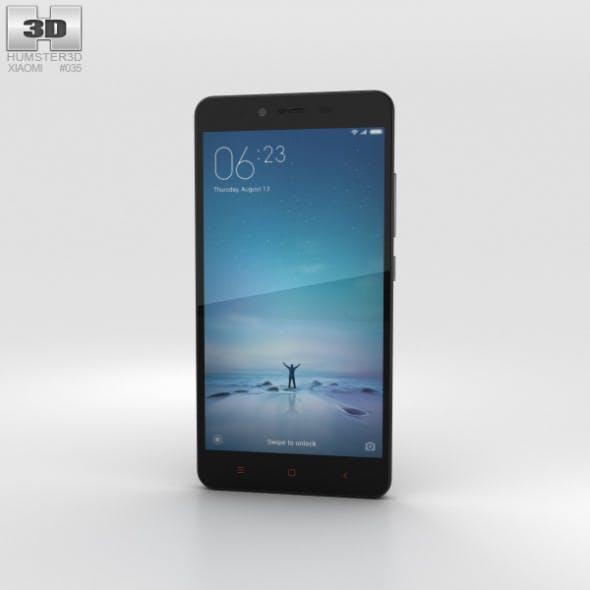 Xiaomi Redmi Note 2 Black - 3DOcean Item for Sale