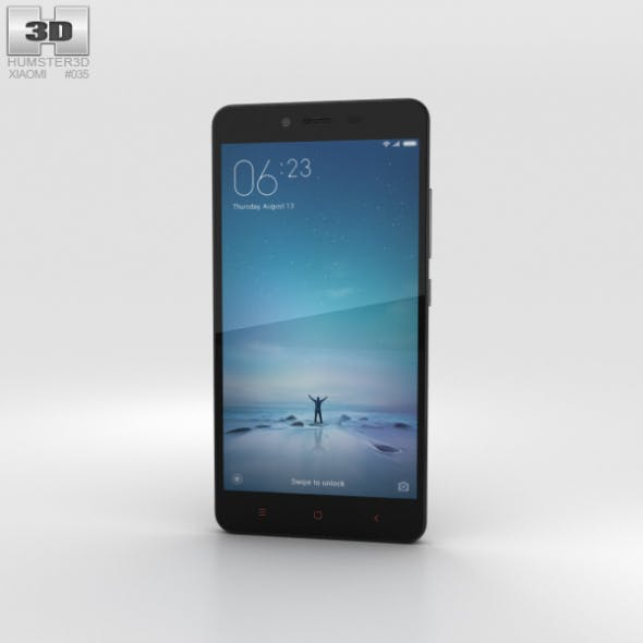 Xiaomi Redmi Note 2 Black