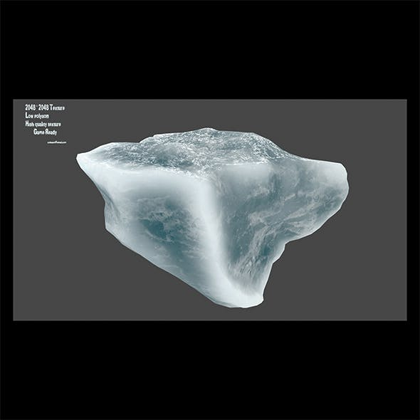 ice 15 - 3DOcean Item for Sale