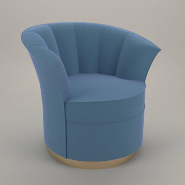 Besame chair - 3DOcean Item for Sale