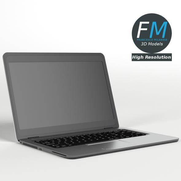 Laptop Computer - 3DOcean Item for Sale