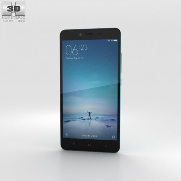 Xiaomi Redmi Note 2 Blue