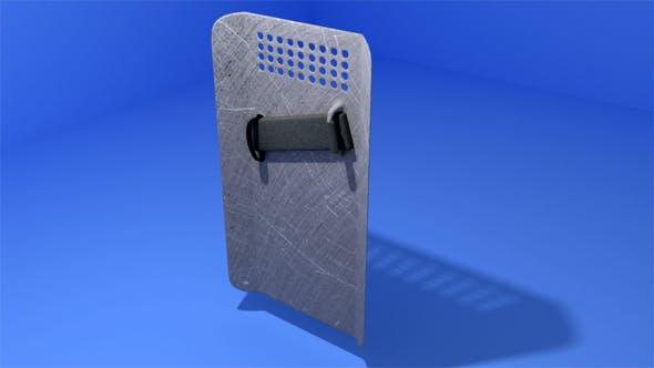 police shield - 3DOcean Item for Sale