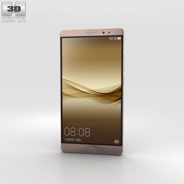 Huawei Mate 8 Mocha Brown