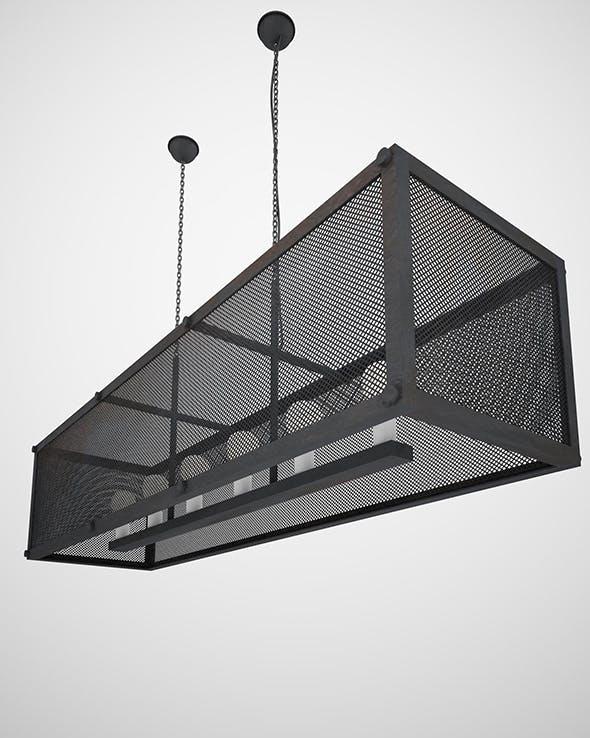 Pendant Light L04 - 3DOcean Item for Sale