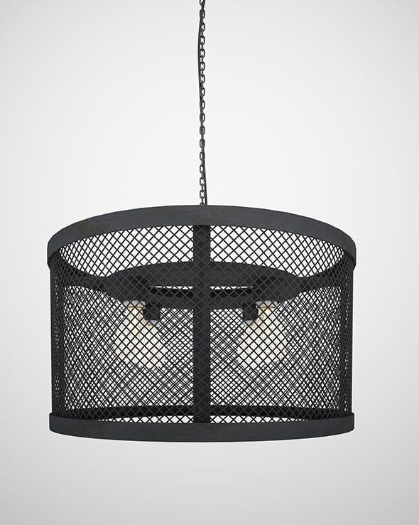 Pendant Light L05 - 3DOcean Item for Sale