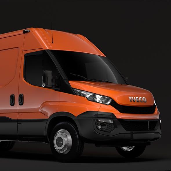 Iveco Daily Van 2014-2016 L5H2 - 3DOcean Item for Sale