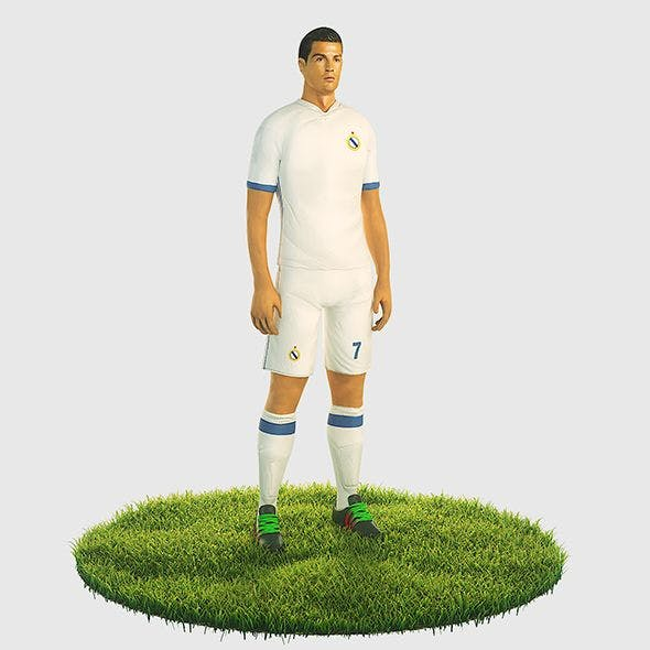 Ronaldo football player