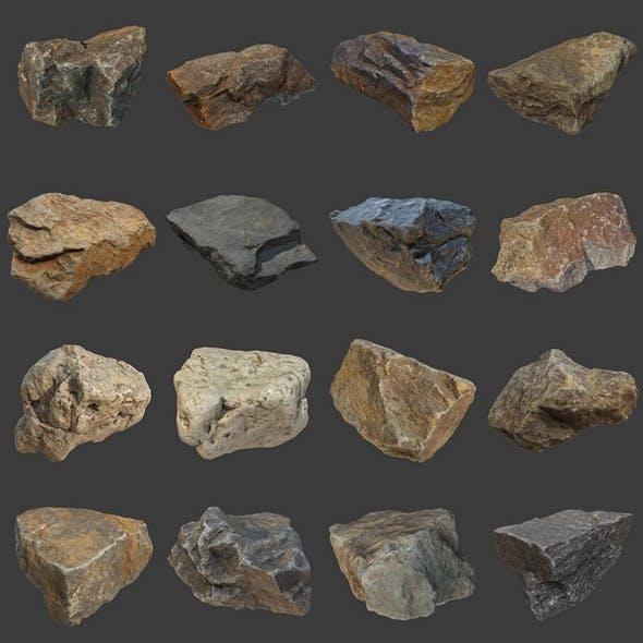 Stones Pack Vol.1