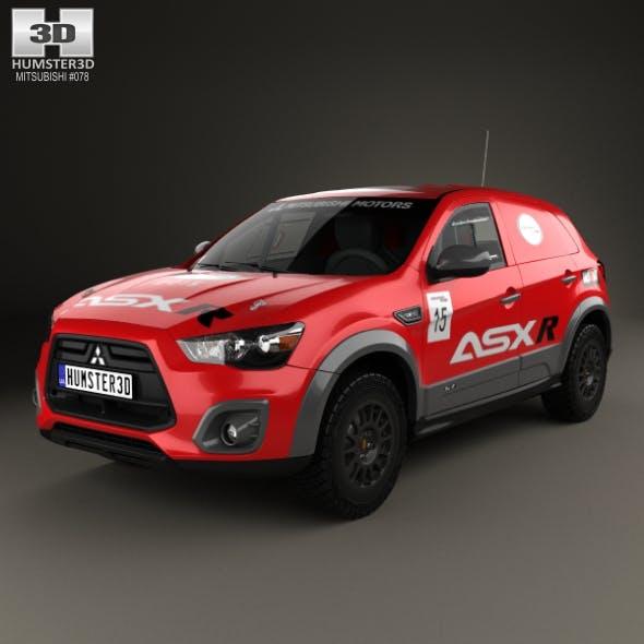 Mitsubishi ASX R 2015