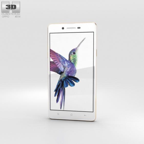 Oppo Neo 7 White - 3DOcean Item for Sale