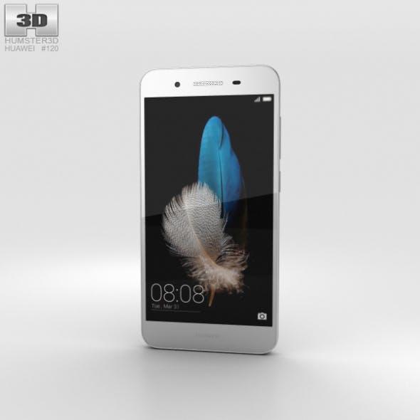 Huawei Enjoy 5S Silver