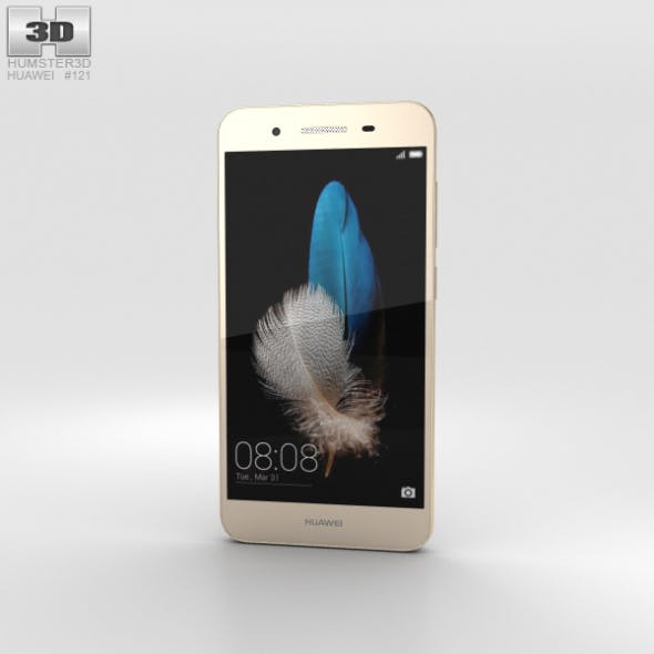 Huawei Enjoy 5S Gold