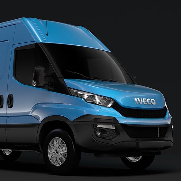 Iveco Daily Van L2H2 2014-2016 - 3DOcean Item for Sale