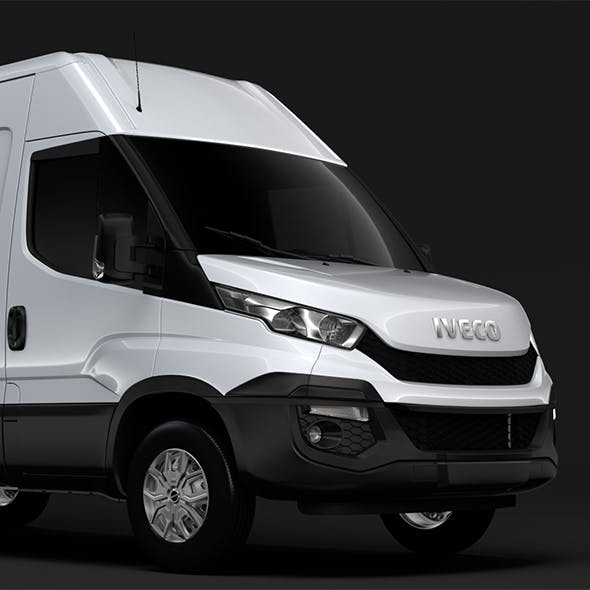 Iveco Daily Van L3H2 2014-2016 - 3DOcean Item for Sale