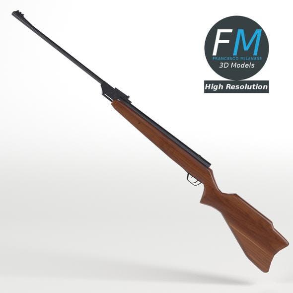 Carabine Rifle - 3DOcean Item for Sale
