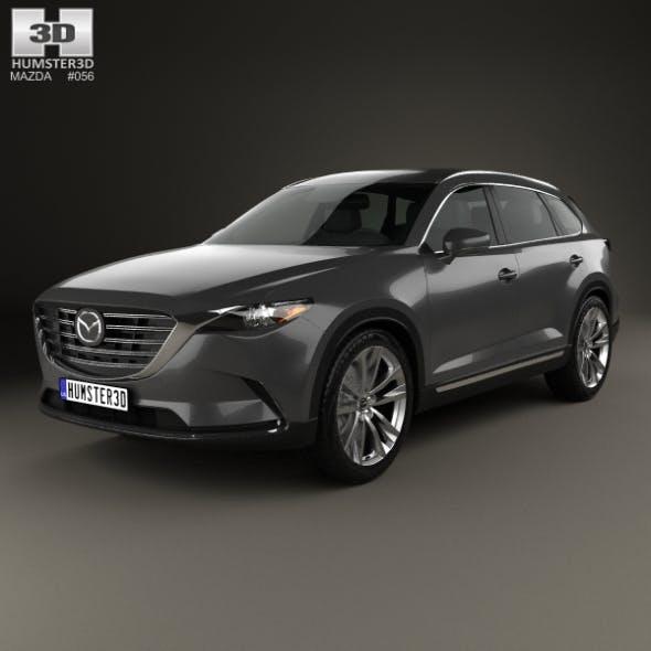 Mazda CX-9 2016 - 3DOcean Item for Sale