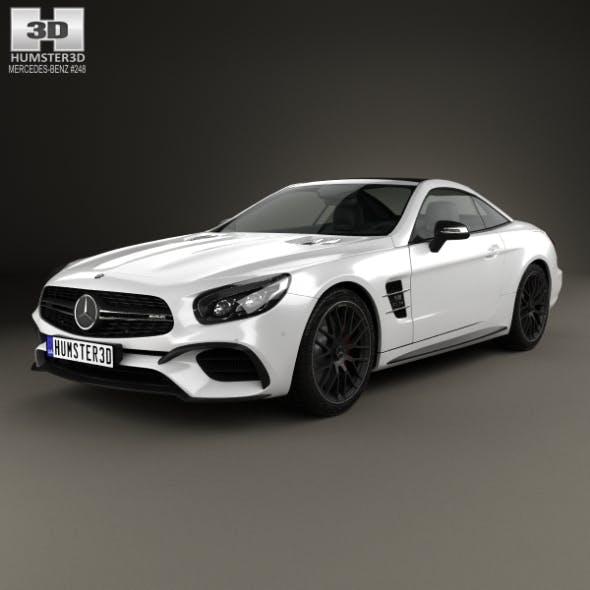 Mercedes-Benz SL-Class (R231) SL 63 AMG 2015