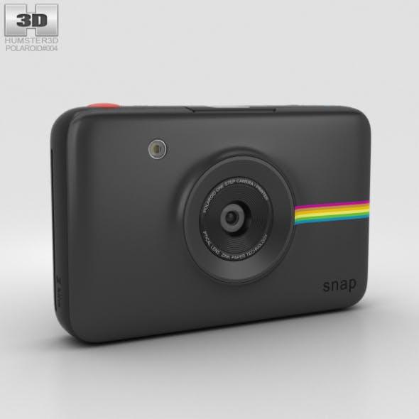 Polaroid Snap Instant Digital Camera Black