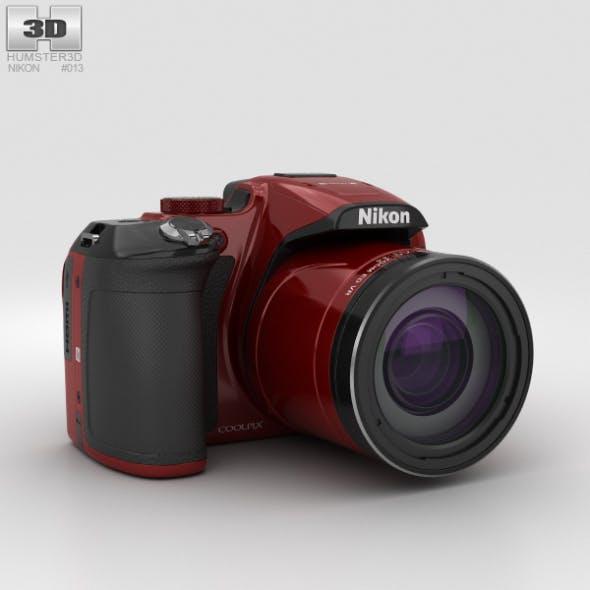 Nikon Coolpix P610 Red