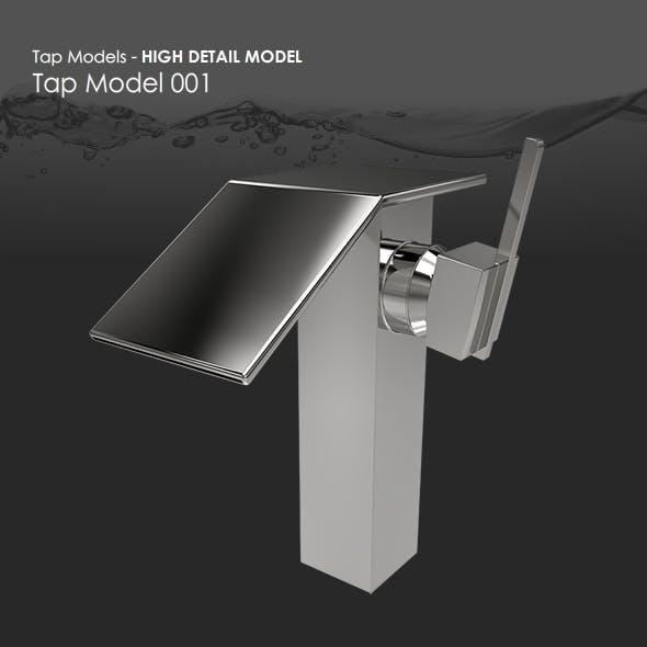 Tap Models - Tap Model 001