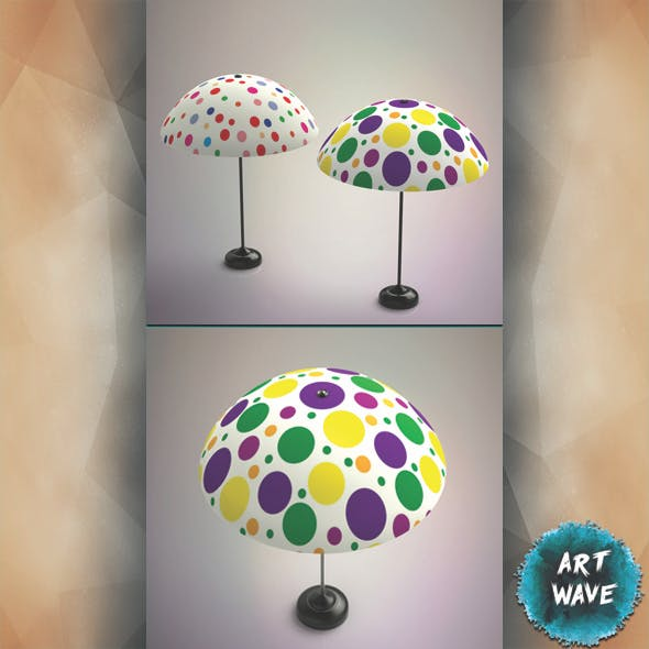 Umbrella - 3DOcean Item for Sale