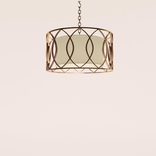 Troy Llightning chandalier - 3DOcean Item for Sale