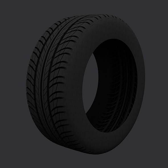 Tire 3D Models with full textures