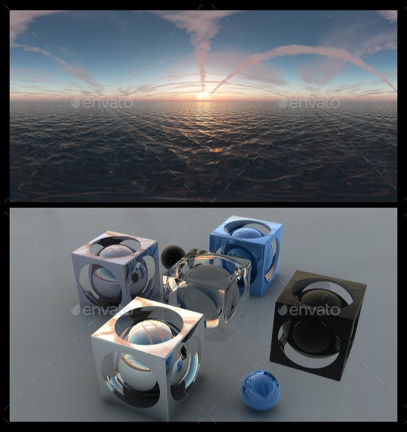 Ocean Dawn 14 - HDRI - 3DOcean Item for Sale