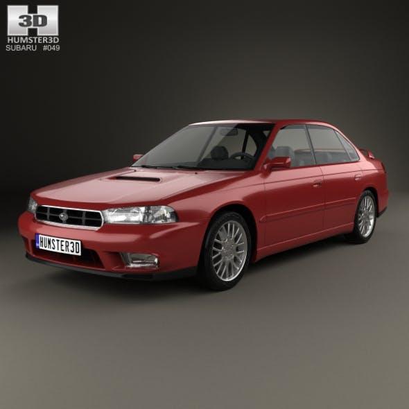 Subaru Legacy 1994 - 3DOcean Item for Sale