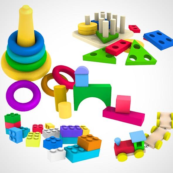 Kids Toy set 001