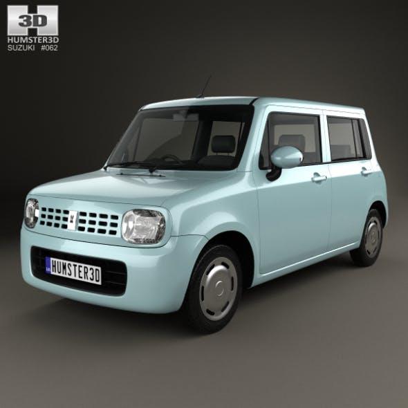 Suzuki Alto Lapin 2008 - 3DOcean Item for Sale