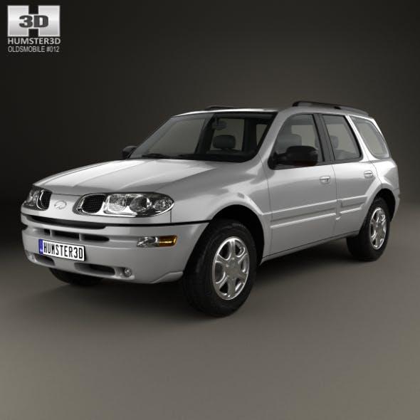 Oldsmobile Bravada 2002