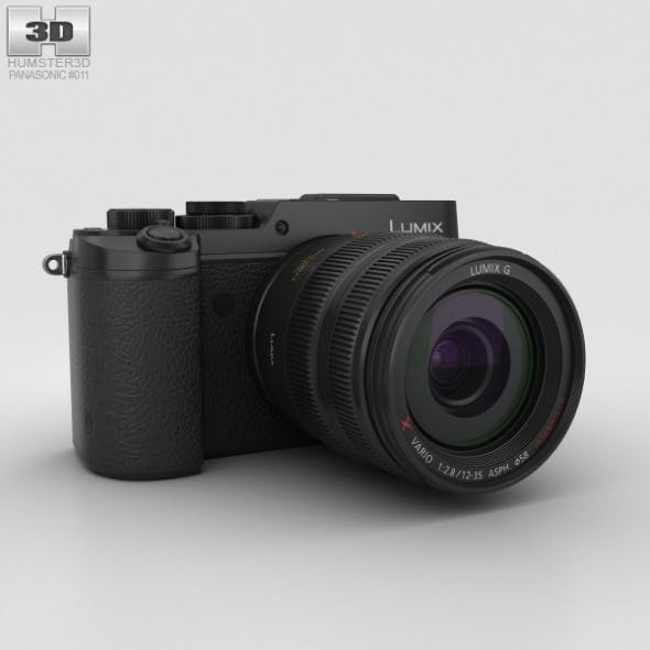 Panasonic Lumix DMC-GX8 Black