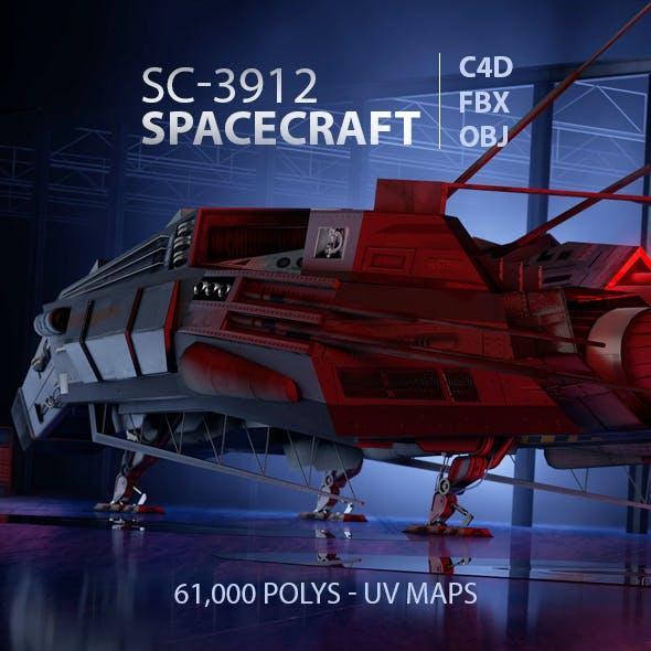 SC-3912 Spacecraft Vehicle