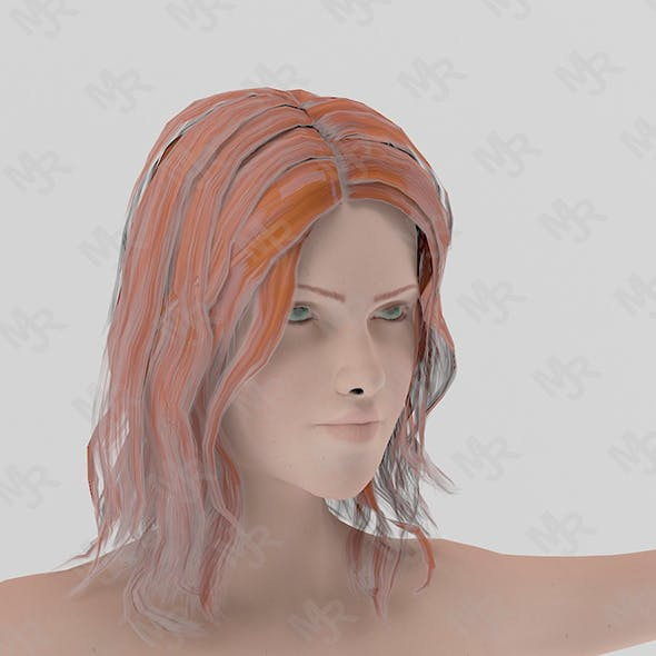 Naked Girl1 Animations Pack