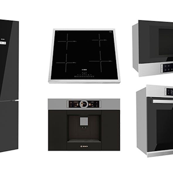 Kitchen Appliances Bosch