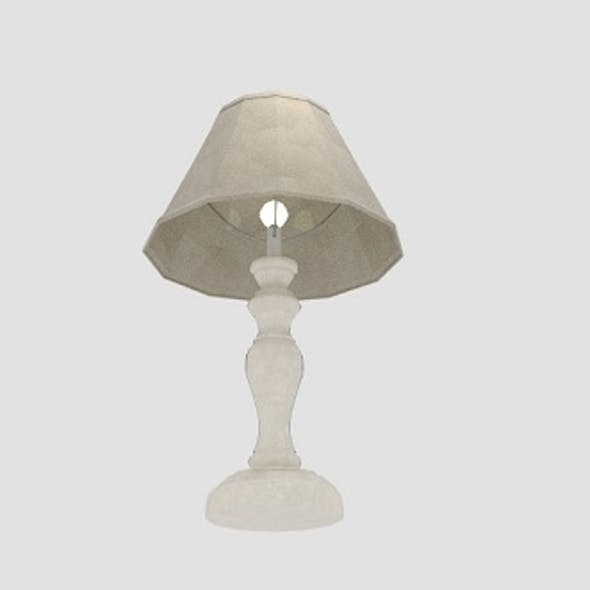 Oaks Lighting Provence Table Lamp