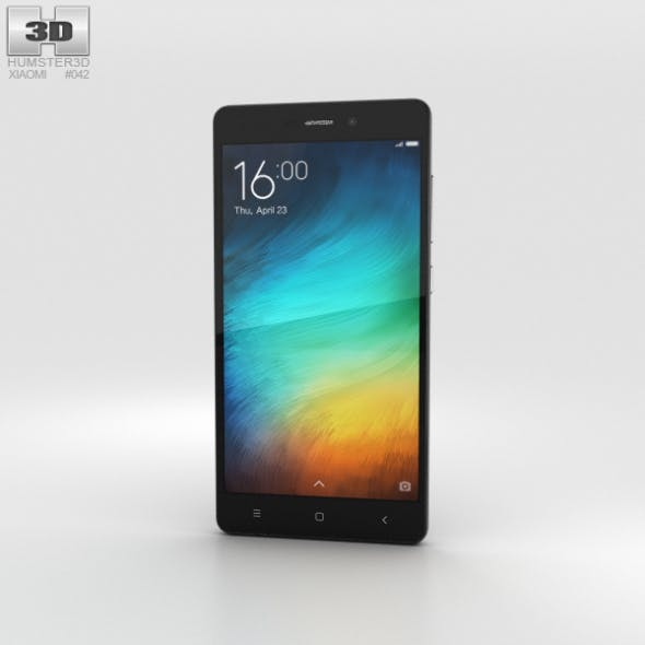 Xiaomi Redmi 3 Dark Gray