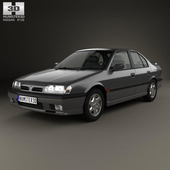 Nissan Primera 1990 - 3DOcean Item for Sale