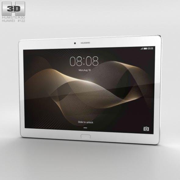 Huawei MediaPad M2 10-inch Moonlight Silver