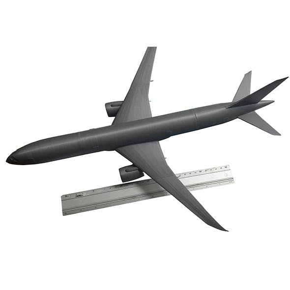 Boeing 787 Dreamliner 3dprintable STL