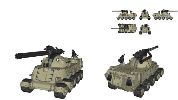 apc 3 - 3DOcean Item for Sale