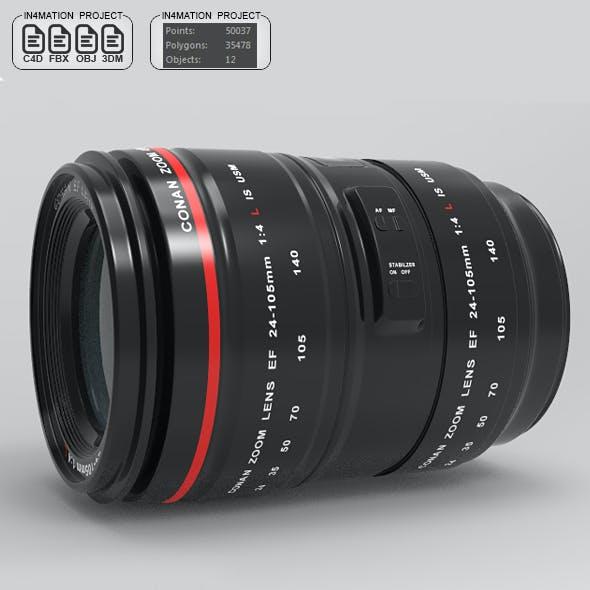 Zoom 24-105mm