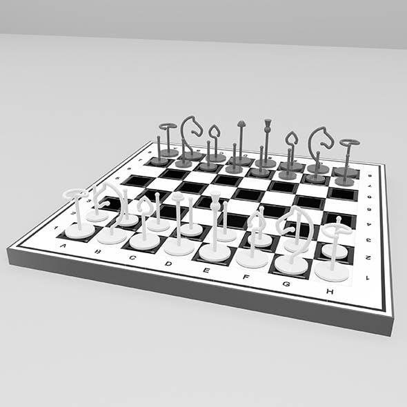 Сhess - 3DOcean Item for Sale