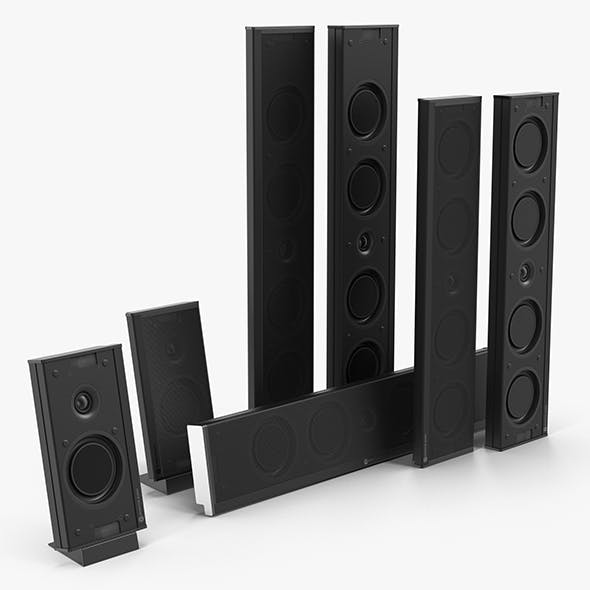Speakers Set Monitor Audio Shadow